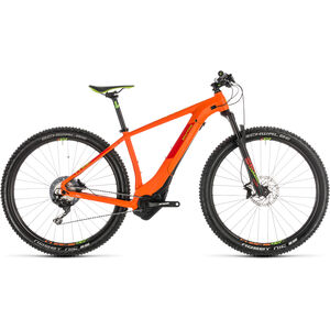Cube Reaction Hybrid SL 500 Orange'n'Green bei fahrrad.de Online