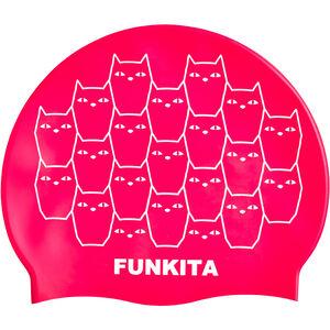 Funkita Silikon-Schwimmkappe kitten kluster kitten kluster