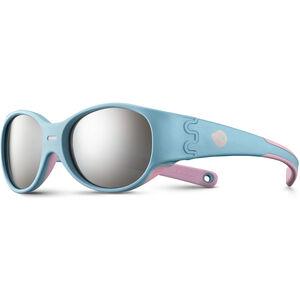 Julbo Domino Spectron 4 Baby Sunglasses Kinder sky blue/pink sky blue/pink