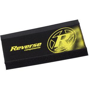 Reverse Neoprene Chainstay Guard schwarz/gelb schwarz/gelb