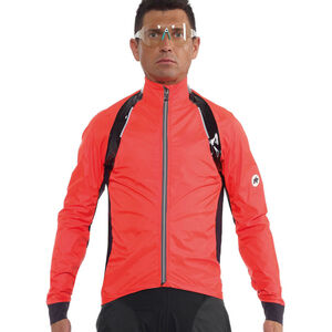 assos rS.sturmPrinzEVO Jacket Men Lolly Red