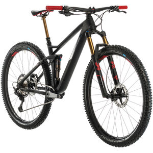 Cube Stereo 120 HPC SLT carbon/red carbon/red