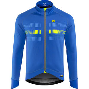 Alé Cycling Graphics PRR Strada 2.0 Jacket Men blue-fluo yellow