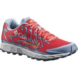 Columbia Rogue F.K.T. II Shoes Damen red camellia/jupiter red camellia/jupiter
