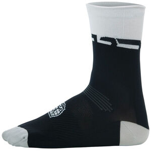 Bioracer Summer Socken black/white black/white