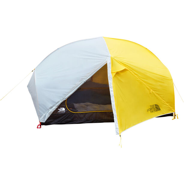The North Face Triarch 2 Tent canary yellow/high rise grey