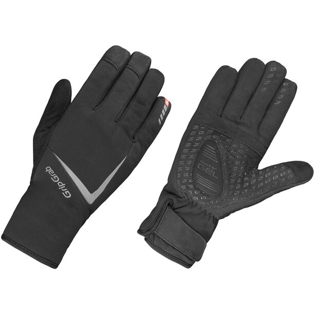 GripGrab Optimus Waterproof Winter Gloves black