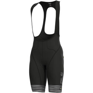 Alé Cycling Graphics PRR End Bib Shorts Herren black-white black-white