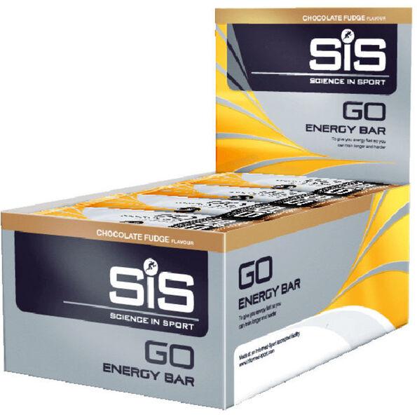 SiS GO Energy Bar Box 30x40g Chocolate Fudge