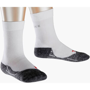 Falke RU4 Running Socks Kinder white-mix white-mix