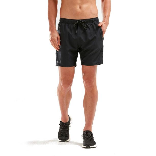 2XU XCTRL 7 Woven Free Shorts Herren black/black
