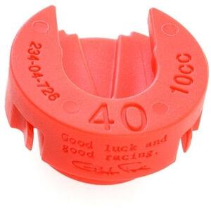 Fox Racing Shox Float NA 2 Volumendistanzstück für 40 Float Federgabel red red