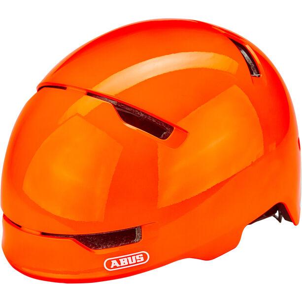 ABUS Scraper 3.0 Helmet Kinder shiny orange