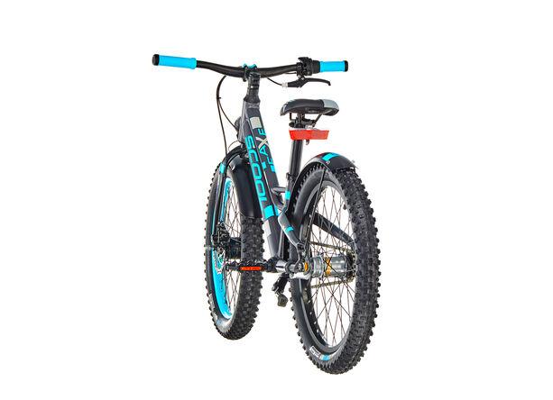 s'cool faXe 20 3-S Kinder darkgrey/blue matt