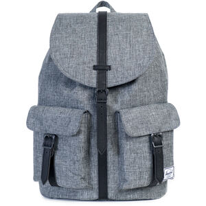 Herschel Dawson Backpack raven crosshatch/black raven crosshatch/black