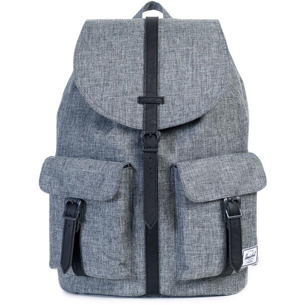 Herschel Dawson Backpack raven crosshatch/black