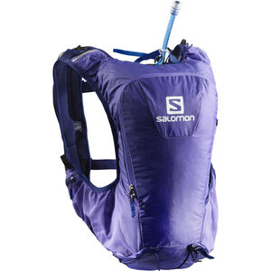 Salomon Skin Pro 10 Bag Set Purple Opulence/Medieval Blue bei fahrrad.de Online