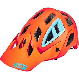 Leatt DBX 3.0 All Mountain Helmet orange