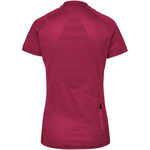 VAUDE Tamaro III Shirt Damen crimson red