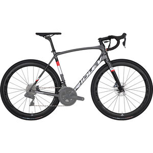 Ridley Bikes Kanzo Speed Rival1 HD anthracite/silver anthracite/silver