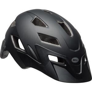 Bell Sidetrack Helmet Kinder matte black/silver matte black/silver