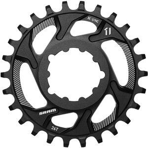 SRAM X-Sync Kettenblatt Direct Mount 11-fach 6° Offset schwarz schwarz