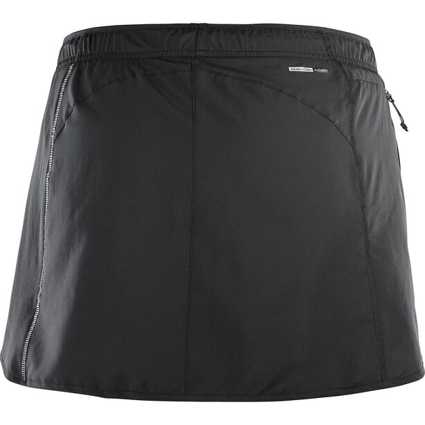 Salomon Agile Skort Damen black