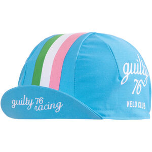 guilty 76 racing Velo Club Race Cap blue bei fahrrad.de Online