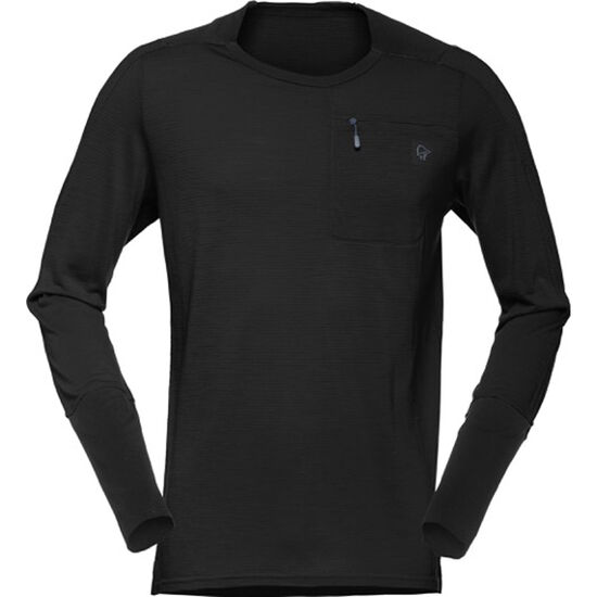 Norrøna Skibotn Wool Equaliser Long Sleeve Shirt Men bei fahrrad.de Online