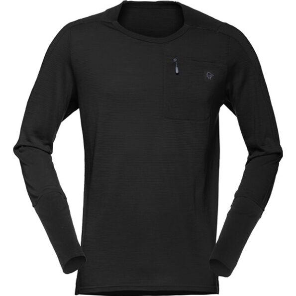 Norrøna Skibotn Wool Equaliser Longsleeve Shirt