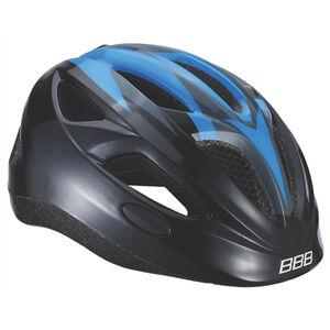 BBB Hero Flash Star BHE-48 Helm Kinder blau blau