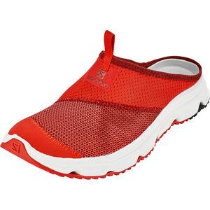 Salomon RX Slide 4.0 Shoes Herren high risk red/white/red dahlia high risk red/white/red dahlia