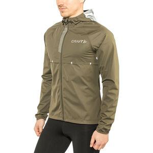 Craft Repel Jacket Men dk olive/silver bei fahrrad.de Online