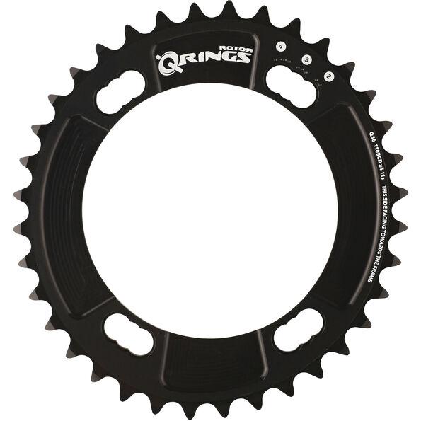 Rotor Q-Ring Road Kettenblatt Shimano 110mm 4-Arm innen