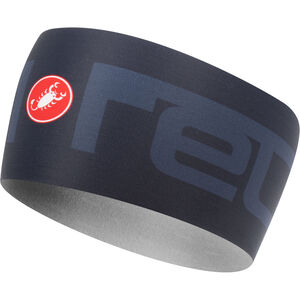 Castelli Viva 2 Thermo Stirnband dark/steel blue dark/steel blue