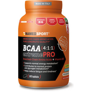 NAMEDSPORT BCAA Pro 4:1:1 110 Tabeletten None