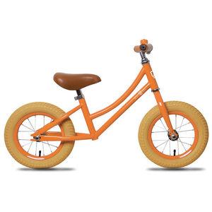 "Rebel Kidz Air Classic Lernlaufrad 12,5"" Kinder orange orange"