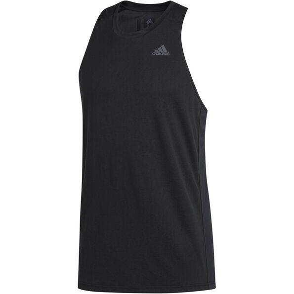 adidas Own The Run Singlet Herren black