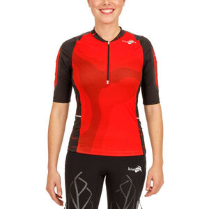 KiWAMi Equilibrium Trail Top red/black red/black