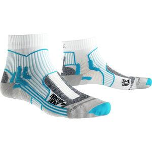 X-Bionic Marathon Energy Socks Damen white/turquoise white/turquoise
