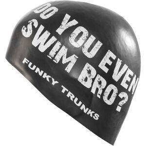 Funky Trunks Silicone Swimming Cap Herren swim bro swim bro