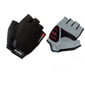 GripGrab EasyRider Kurzfinger Handschuhe schwarz schwarz