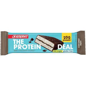 Enervit Protein Deal Bar Box 25x55g Coconut