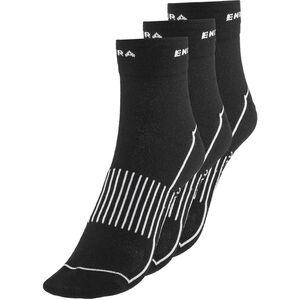 Endura Coolmax Race II Socks TriplePack black black