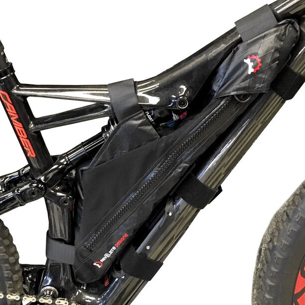 Revelate Designs Full Suspension #2 Rahmentasche 3l black