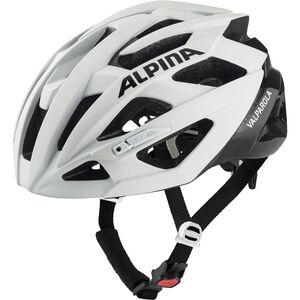 Alpina Valparola Helmet white-black bei fahrrad.de Online