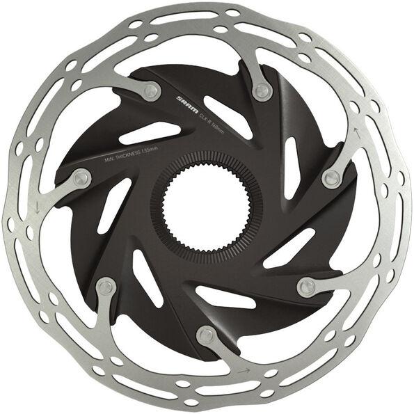 SRAM Centerline XR Rotor Bremsscheibe zweiteilig abgerundetes Profil Centerlock