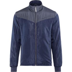 Craft Eaze Winter Jacket Herren maritime/gravel maritime/gravel