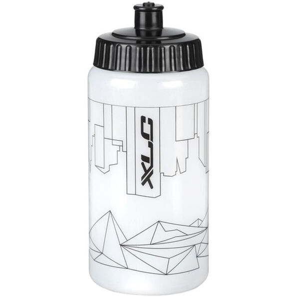 XLC WB-K04 Drinking Bottle 500ml City of Mountains