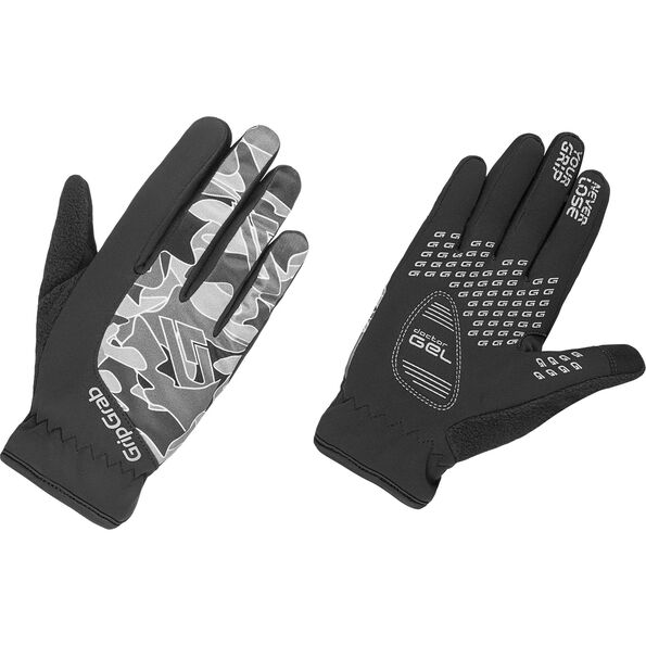 GripGrab Rebel Youngster Windproof Winter Gloves Kids Kinder